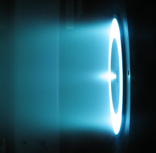 Motor de íons a efecto Hall