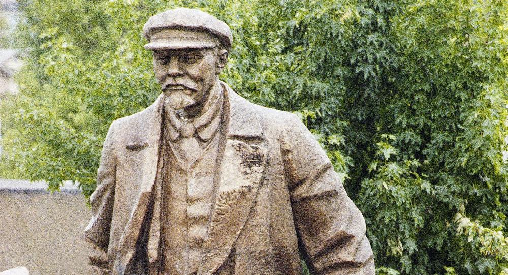 Monumento de Lenin em Seattle