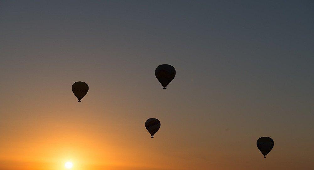 Balões de ar