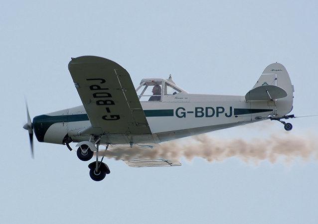 Puelche PA-25, uma aeronave para pequenas superfícies