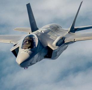 Caça norte-americano F-35 Lightning II