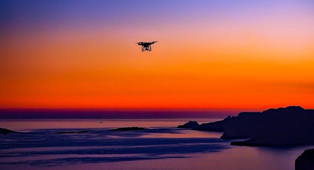 Drone (foto de arquivo)