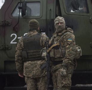 Soldados ucranianos (foto de arquivo)