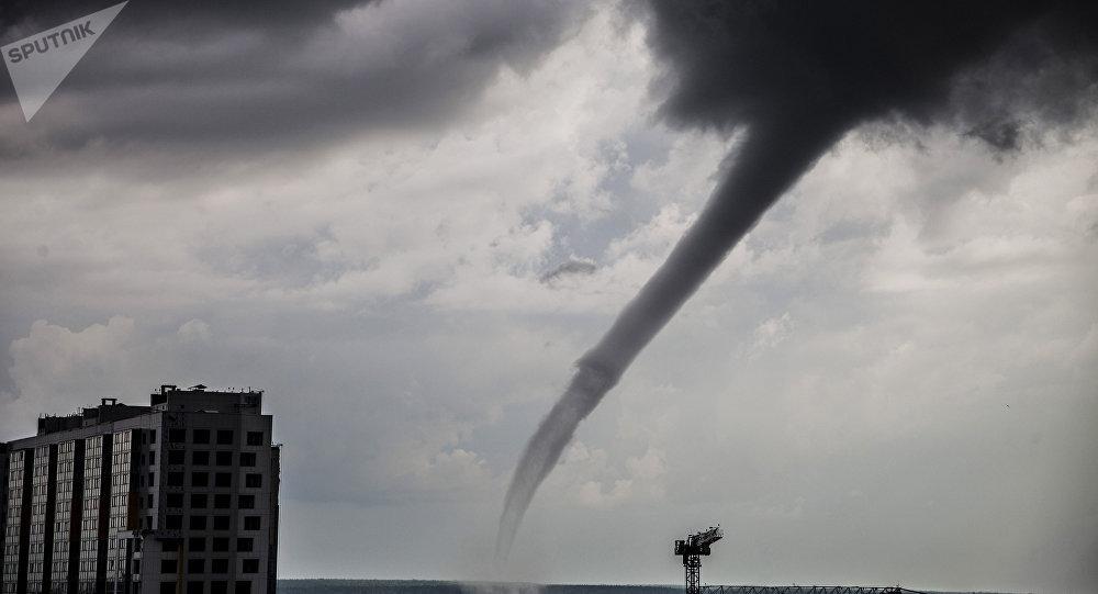 Tornado em Surgut