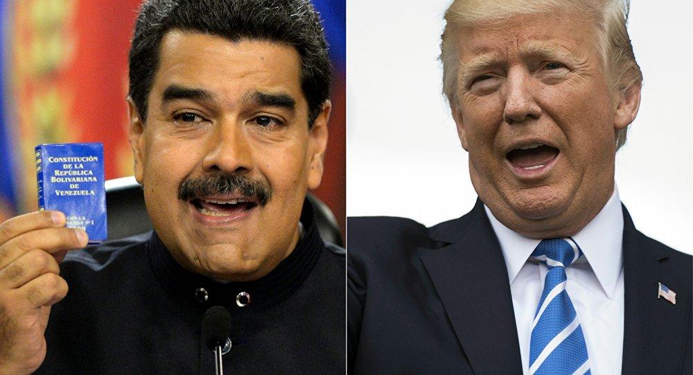 Nicolás Maduro pede interferência do Papa junto a Trump para evitar uma invasão da Venezuela