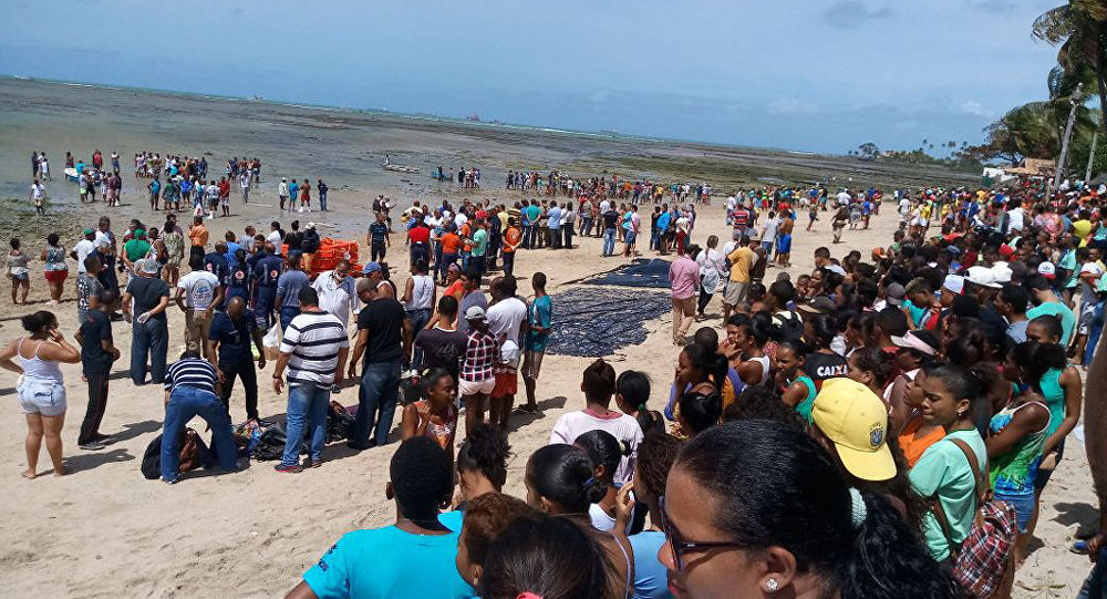 Pelo menos 22 mortos em novo naufrágio no Brasil