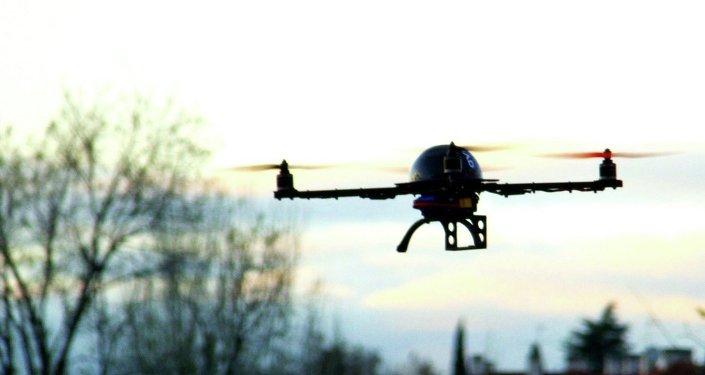 Drone (imagem ilustrativa)