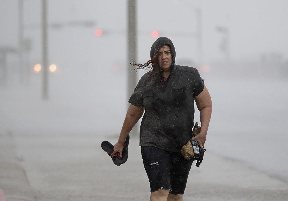 Cerca de 7 milhões de pessoas vivem nas áreas afetadas pela tempestade tropical