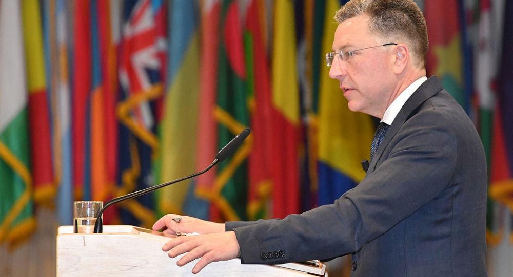 Representante especial dos EUA para a Ucrânia, Kurt Volker