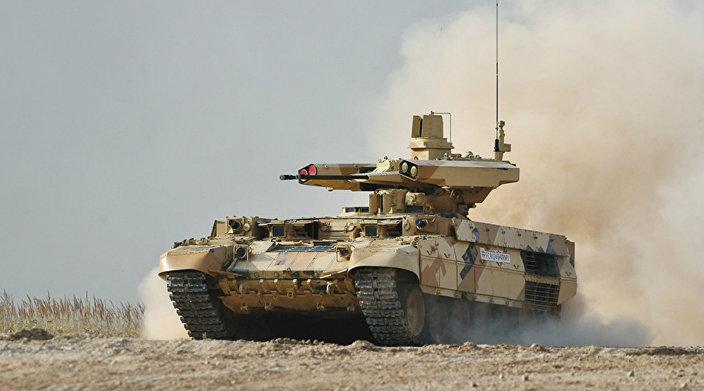Blindado antitanque Terminator-3