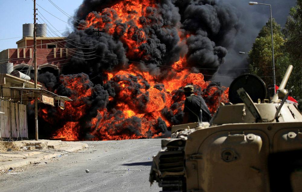 Combates por Tal Afar, Iraque