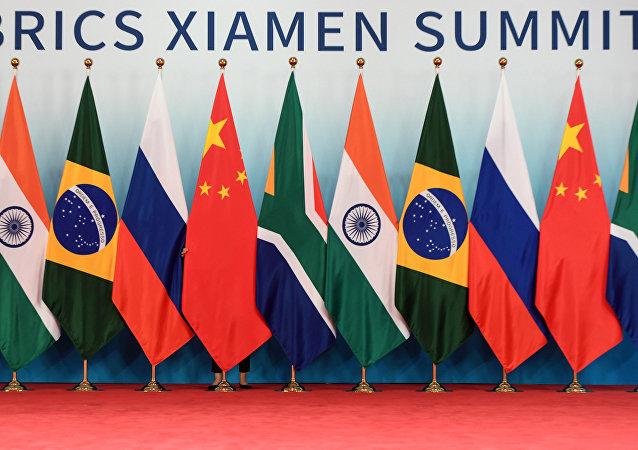 Nona cúpula do grupo BRICS na cidade chinesa de Xiamen, 3-5 de setembro de 2017