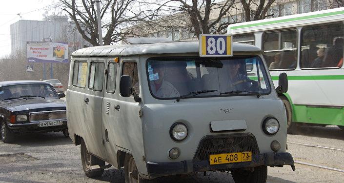 Minivan russa