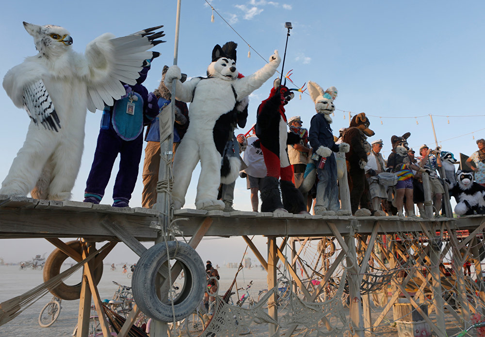 Evento ocorre em Nevada, nos Estados Unidos.