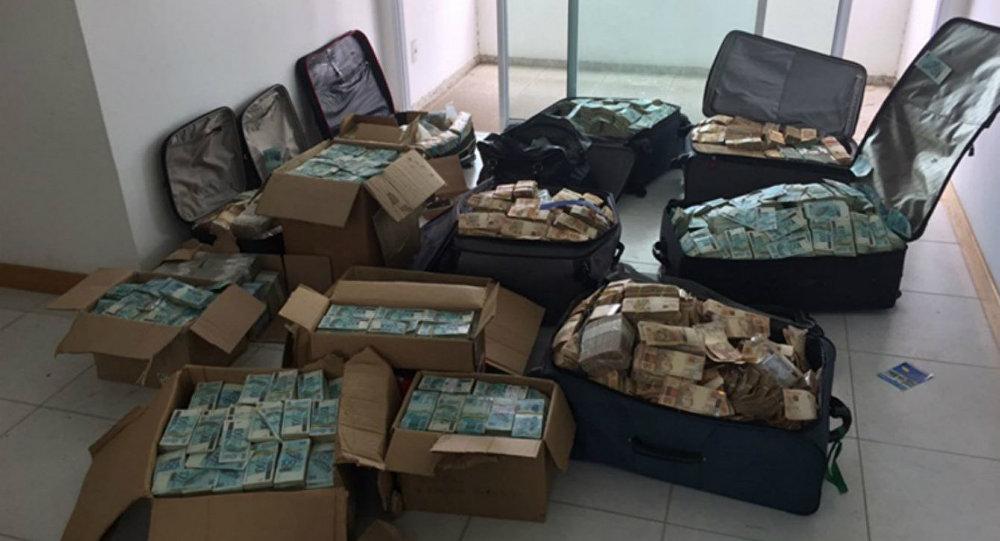 PF encontra depósito gigante de dinheiro vivo — Bunker da corrupção