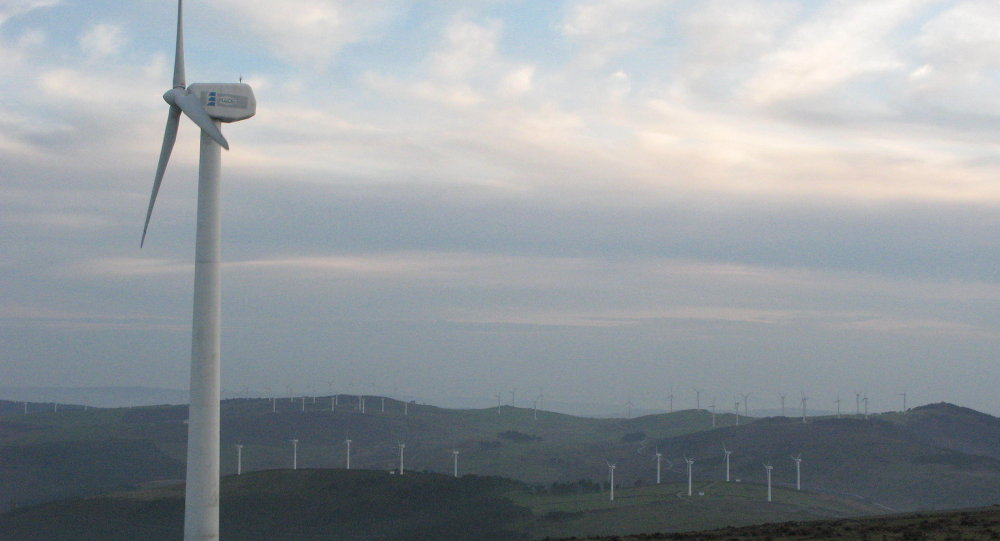 Energia eólica, um dos tipos de energia renovável