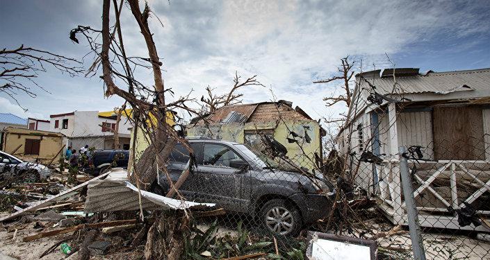 Consequencias do furacão Irma