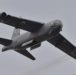 Bombardeiro estratégico dos EUA B-52H