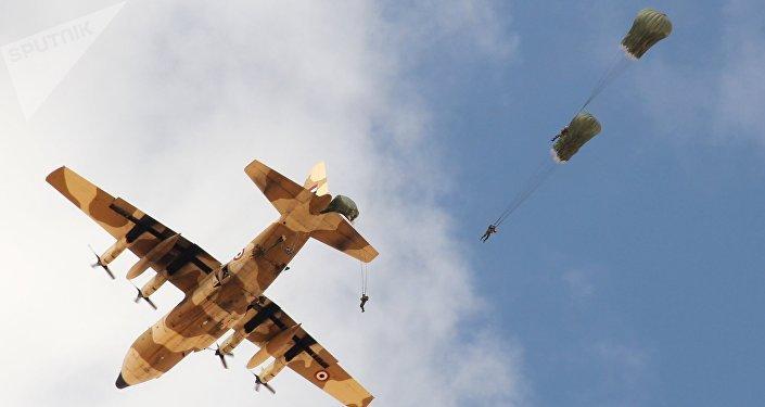Manobras conjuntas da Rússia e Egito, Defensores da Amizade 2016