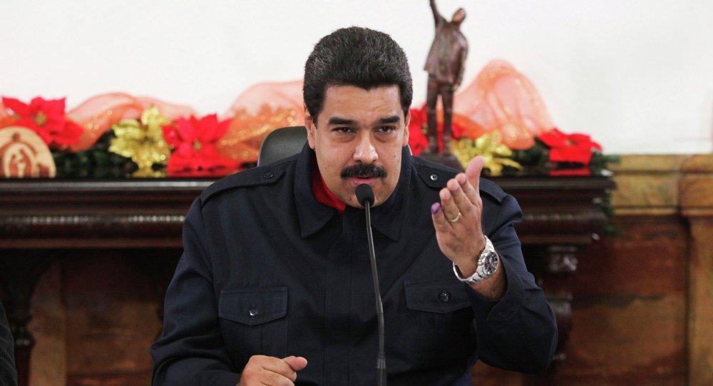 Nicolás Maduro afirma que Donald Trump é 'o novo Hitler'