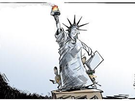 Mãe-liberdade protege... mas quem são seus queridinhos?