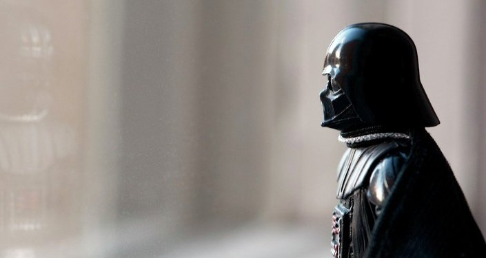 Figura de Darth Vader