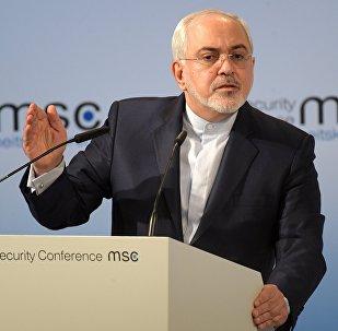 Ministro das Relações Exteriores do Irão Mohammad Javad Zarif