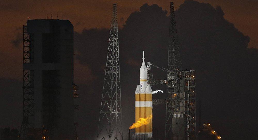 Nave espacial tripulada estadunidense Orion