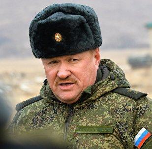 Tenente-general russo Valery Asapov