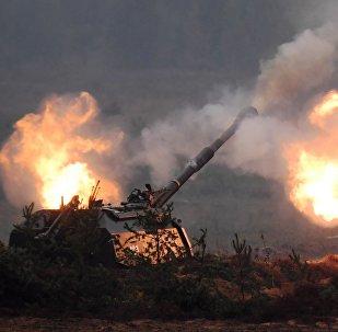 Exercícios estratégicos russo-bielorrussos Zapad 2017