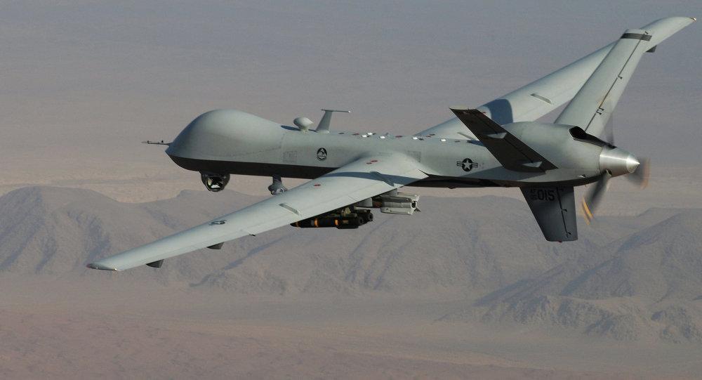 Drone norte-americano MQ-9 Reaper