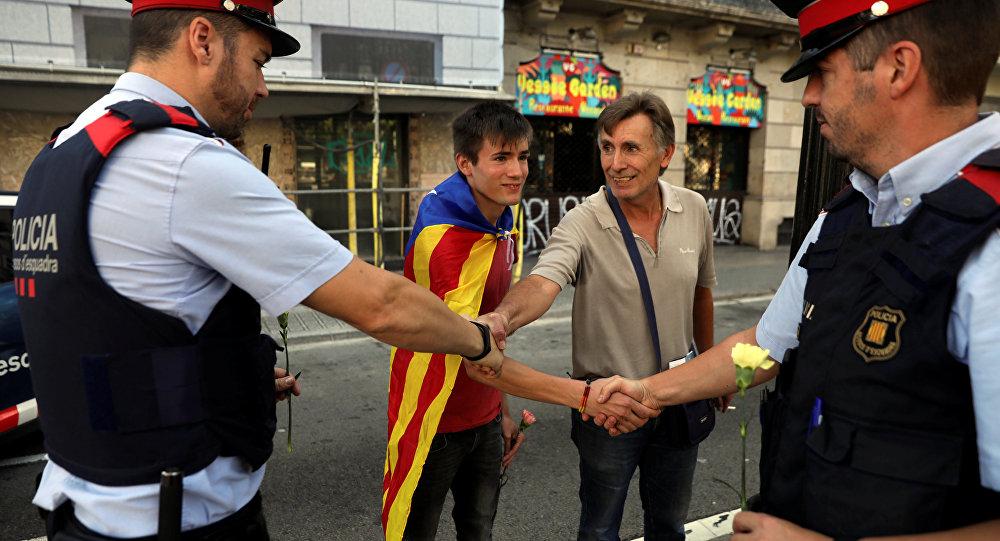 Oficiais da Polícia da Catalunha, Mossos d'Esquadra
