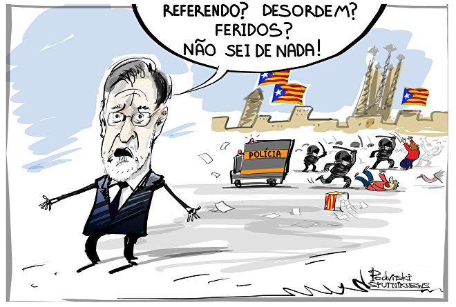 Catalunha, você é tão invisível!