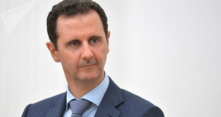 O presidente russo, Vladimir Putin, encontrou o presidente sírio, Bashar Assad, no Kremlin