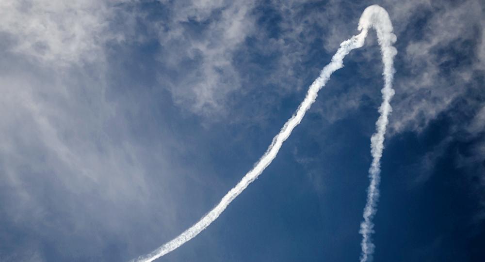 Uma nuvem (imagem ilustrativa)