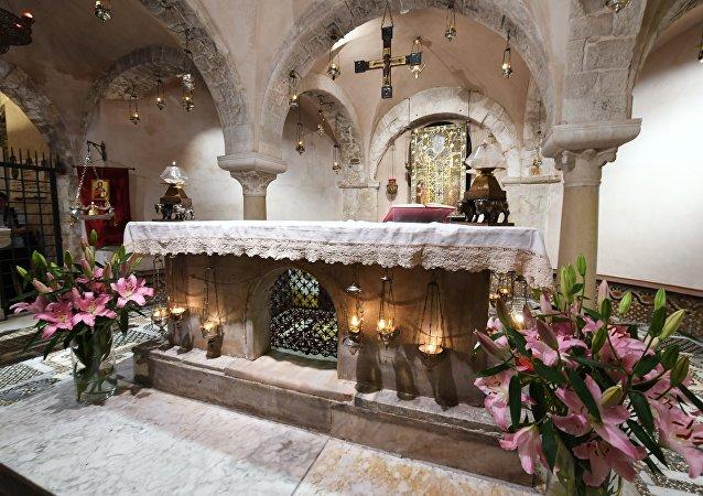 O relicário de São Nicolau de Bari na Itália (imagem ilustrativa)