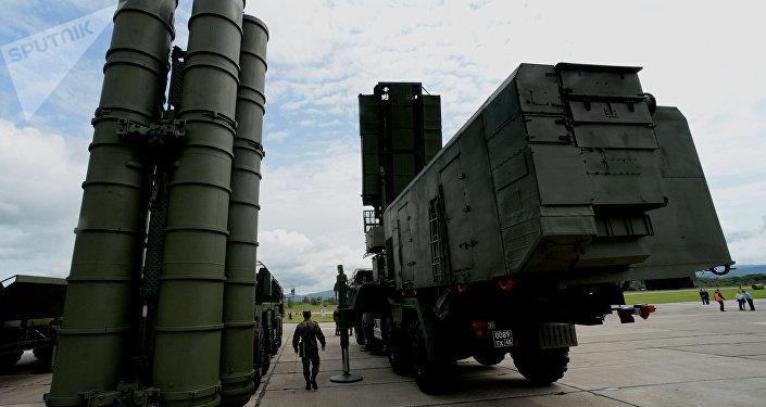 Sistema de mísseis S-400