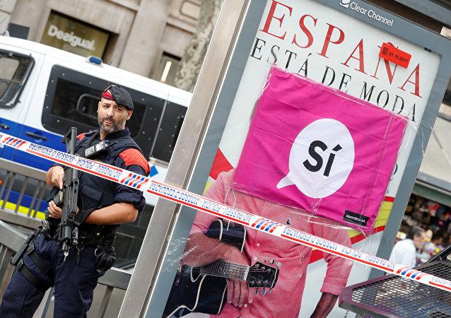 Referendo da Catalunha de 1º  de outubro de 2017