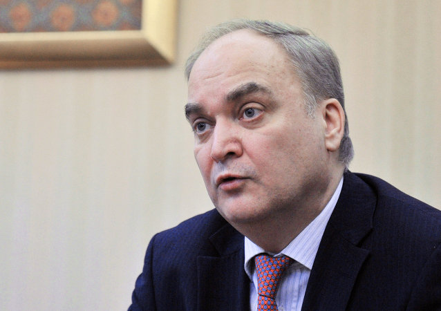 Anatoly Antonov, embaixador da Rússia nos Estados Unidos