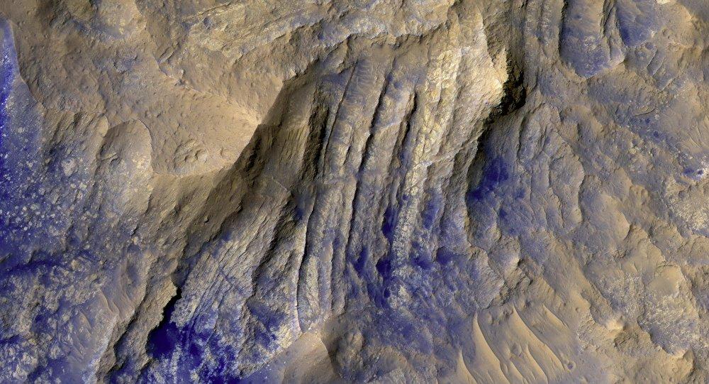 Crateras de Marte