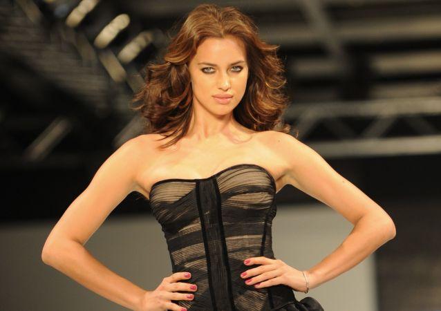 Irina Shayk, modelo e atriz russa