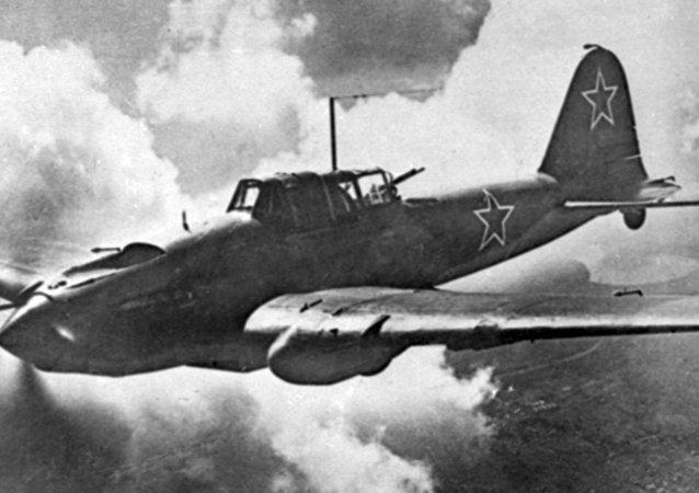 Bombardeiro soviético