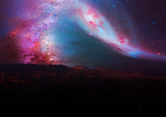 Céu (imagem ilustrativa)