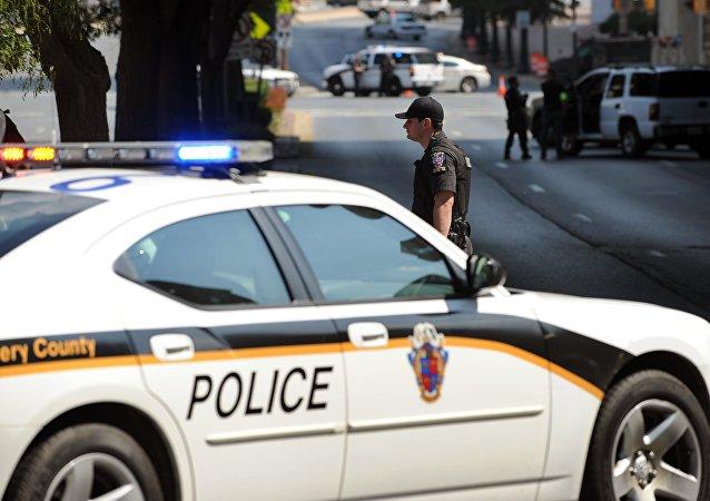 Polícia do estado de Maryland, nos Estados Unidos (arquivo)