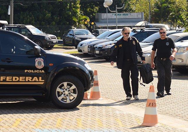 Polícia Federal em Curitiba (foto de arquivo)