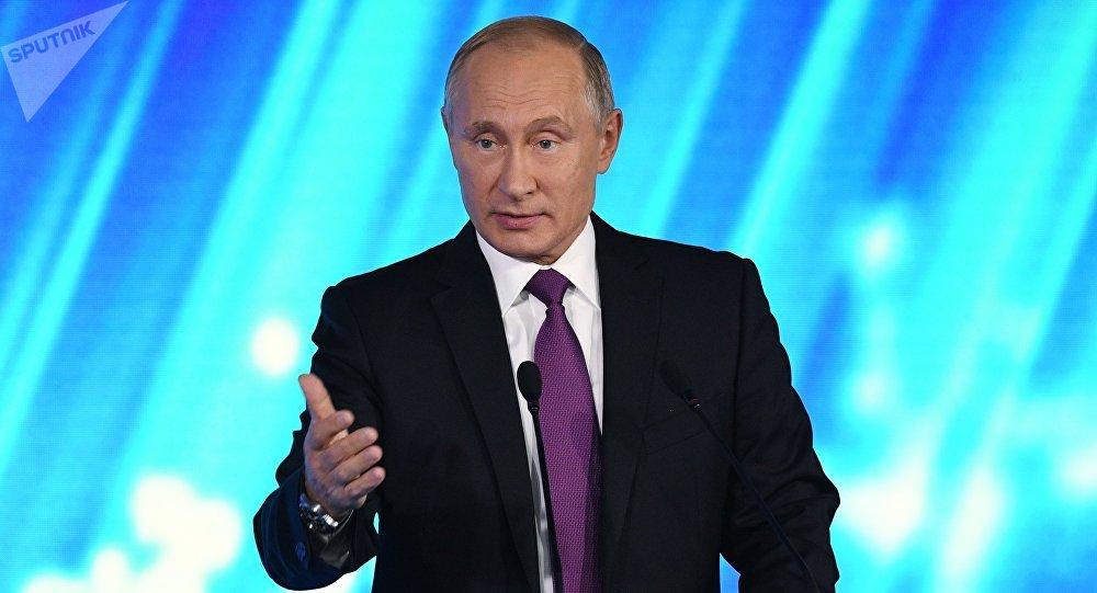 Blatter estará no Mundial da Rússia a convite de Putin