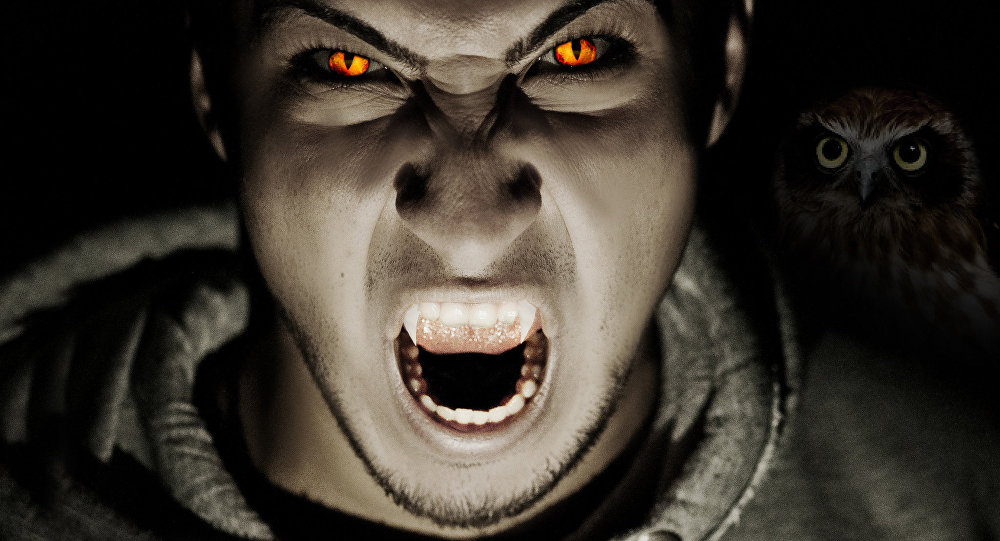 Um vampiro