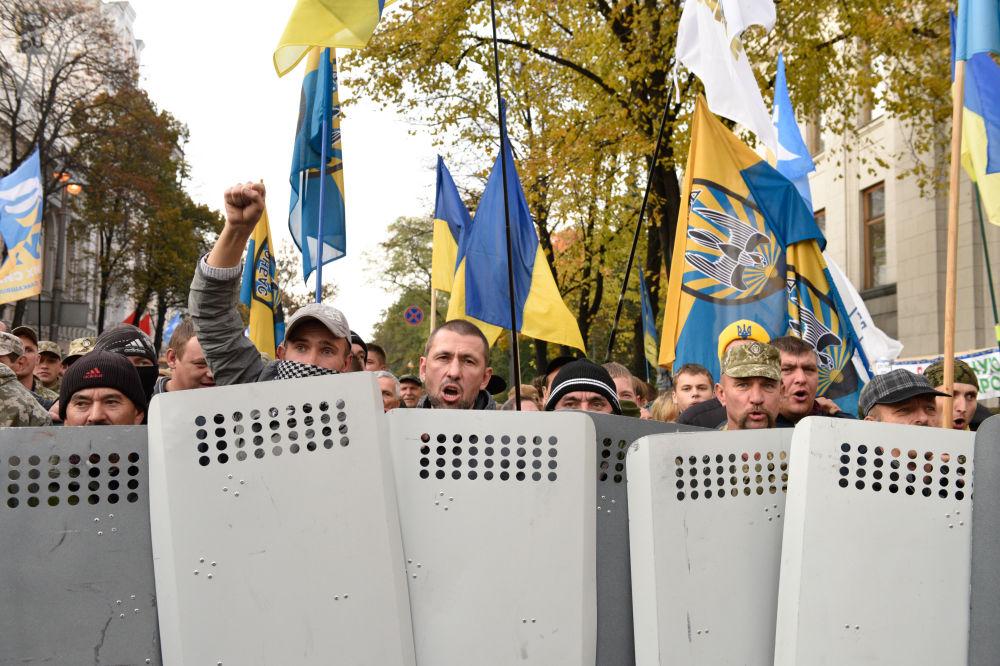 Protestos em Kiev, Ucrânia