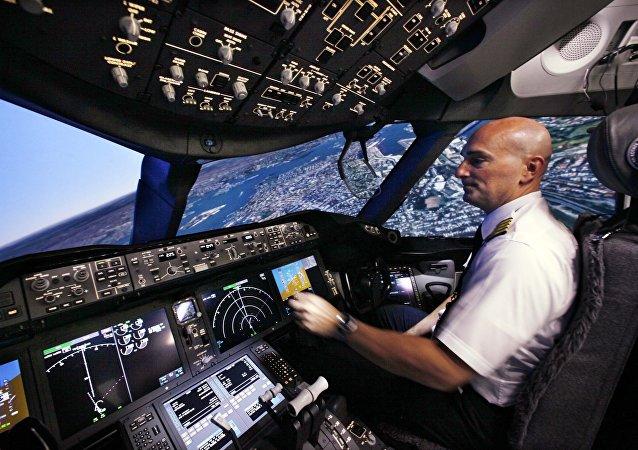 Automação das cabines assegura mais segurança aos pilotos