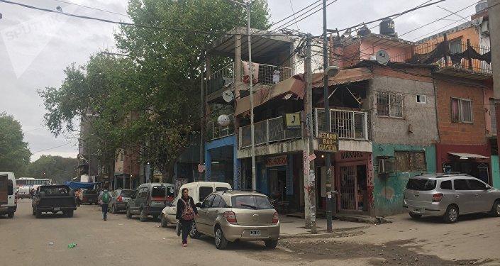 O bairro de Buenos Aires Villa 31
